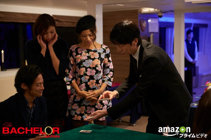 「バチェラー・ジャパン」第2話(C)2016 Warner Bros. International Television Production Limited. Allrights reserved.(C)YD Creation All rights reserved.