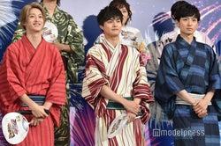 (左から)伊藤あさひ、結木滉星、濱正悟