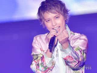 手越祐也、関コレでソロ初ステージ 新曲初披露&「猫」カバーも<関コレ2021S/S>