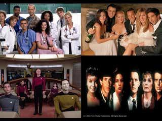 【90年代ドラマランキング】『ER』『ツイン・ピークス』など10作品、Netflix、Huluで配信中作品も多数