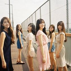 """""""大型K-POPガールズグループ""""GFRIEND、日本デビュー決定 韓国で""""奇跡のストーリー""""と注目<コメント到着>"""