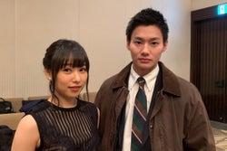 野村周平&桜井日奈子「僕キミ」コンビ再び 「新しいお二人の2ショット」に反響<砂の器>