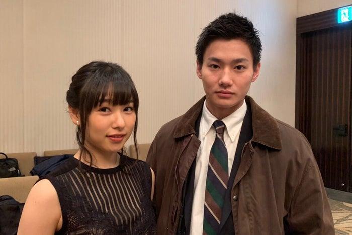桜井日奈子、野村周平(提供写真)