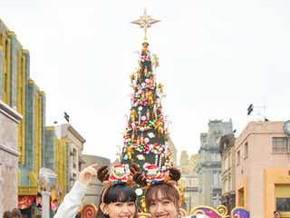 USJのクリスマス、見どころは?前田希美&菅沼ゆりが徹底解剖