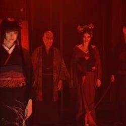 玉城ティナ『地獄少女』閻魔あい×三藁の場面写真が公開