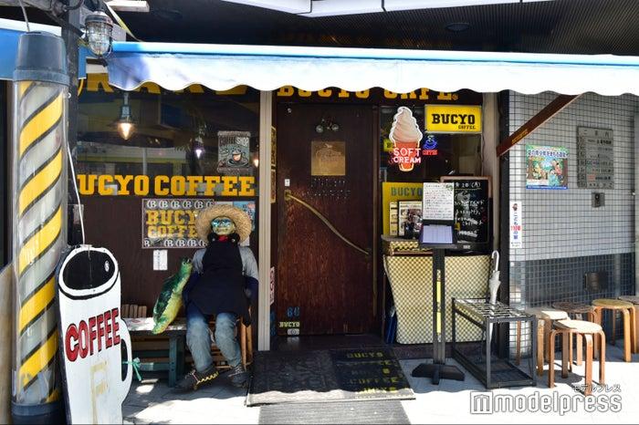 「KAKO BUCYO COFFEE」の外観 (C)モデルプレス