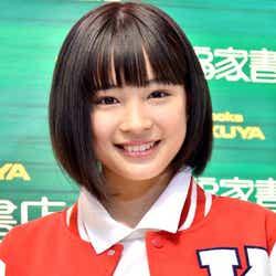 連続ドラマ「ビター・ブラッド」(フジテレビ系)で、主演の佐藤健の妹役に抜擢された広瀬すず