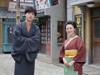 杉咲花、成田凌との共演語る「出会うべくしてお互いにこの役と出会えたのでは」<朝ドラ「おちょやん」撮影レポート>