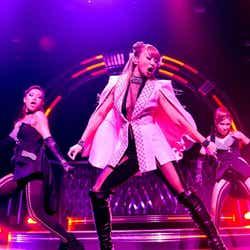 倖田來未、初の故郷凱旋ライブ「『京都に帰る』決心は時間がかかった」