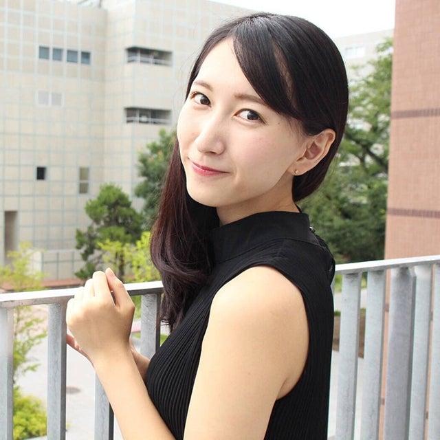 実践女子大学・小数賀芙由香さん (提供画像)