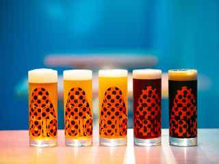 日本初上陸ビールスタンド「オムニポロス」東京日本橋に、スムージー風&デザートビールも