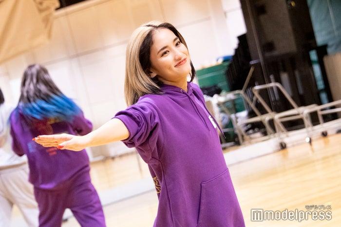 YURINO/「E-girls PERFECT LIVE 2011→2020」リハーサルの様子(C)モデルプレス