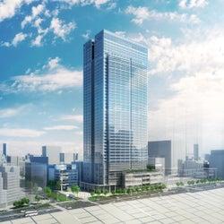 「東京ミッドタウン八重洲」日本初ブルガリホテルや商業施設など入居
