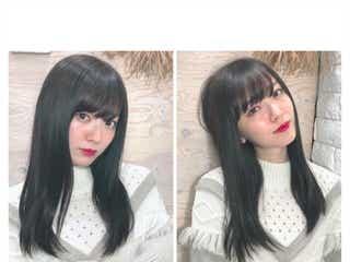 鈴木愛理、透明感溢れる黒髪にヘアチェンジ「惚れる」「美しい」と絶賛の声