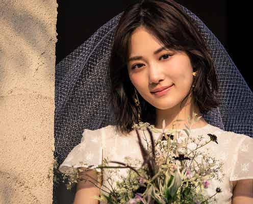 乃木坂46山下美月、初のウエディングドレス姿披露 理想の結婚相手・プロポーズ明かす