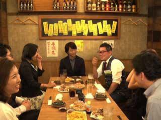 嵐・櫻井翔、新橋の居酒屋で本音トーク 日本の未来を語り合う
