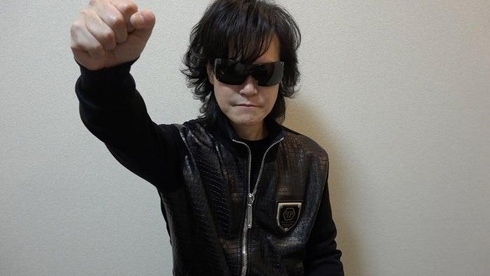 X JAPAN・Toshl(C)TBS
