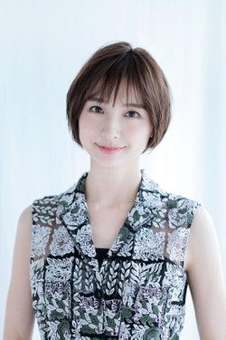篠田麻里子(写真提供:カンテレ)