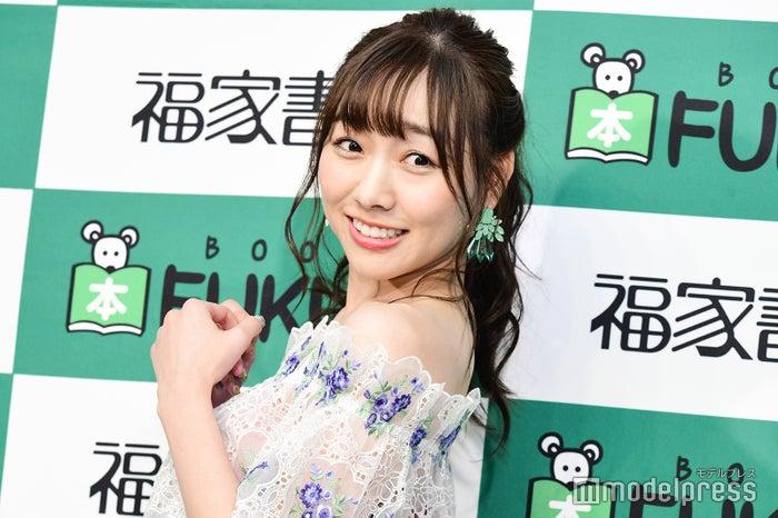 須田亜香里 (C)モデルプレス