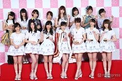 第7回AKB48選抜総選挙、開催決定/写真は「第6回AKB48選抜総選挙」選抜メンバー(C)AKS【モデルプレス】