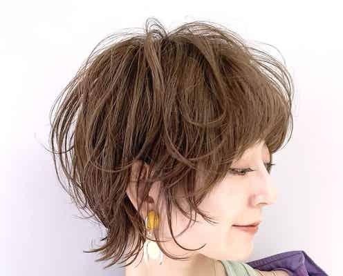 卵型さんに必見のショートヘアカタログ。小顔に見えるおしゃれな髪型をご紹介