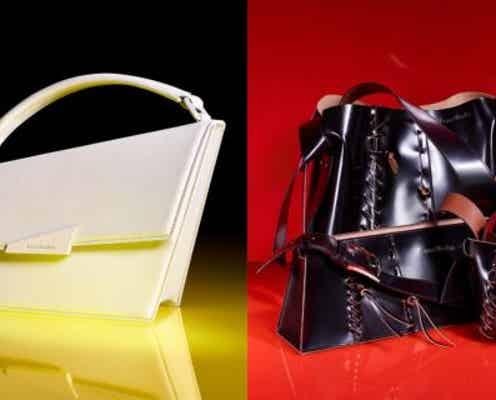 「アクネ ストゥディオズ」から、秋を彩る新作バッグが多数登場!