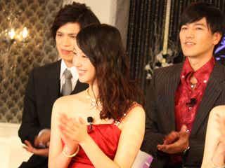 セクゾン・中島が主演『黒服物語』、第2話は彰が先輩黒服(山本裕典)に宣戦布告!