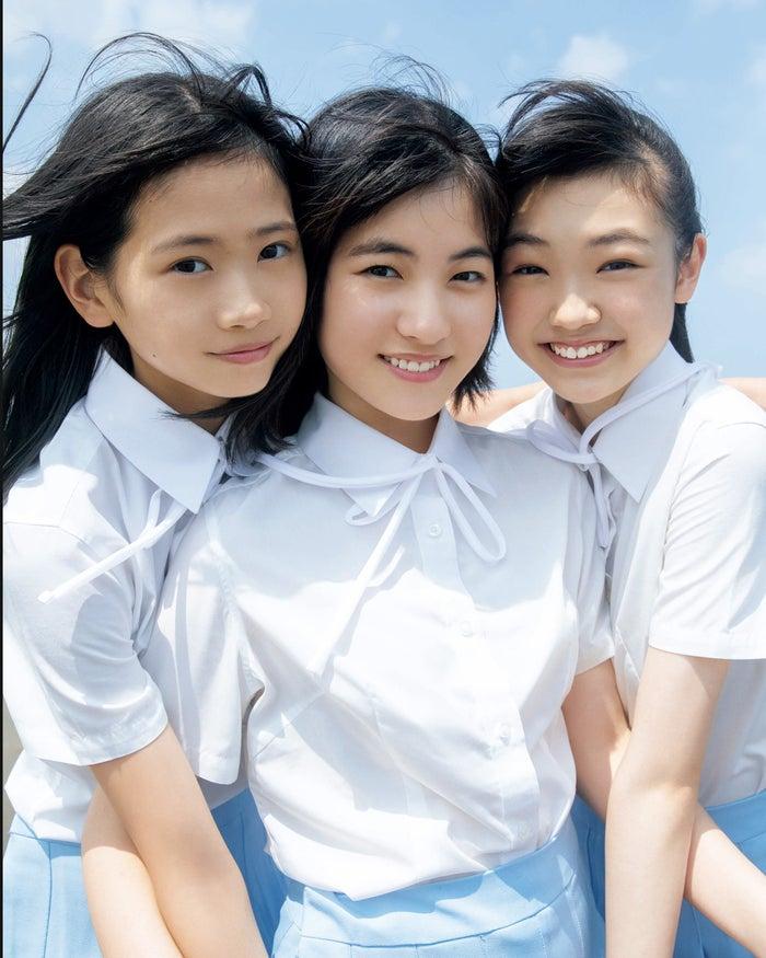 期 15 モー 娘 モーニング娘。15期・北川莉央、岡村ほまれ、山崎愛生の写真集発売「思い出が詰まった宝物」