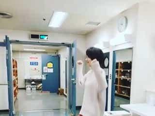 波瑠「私がどれほどどんくさいかわかる」ラジオ体操動画公開 「かわいい」「癒やされます」と反響