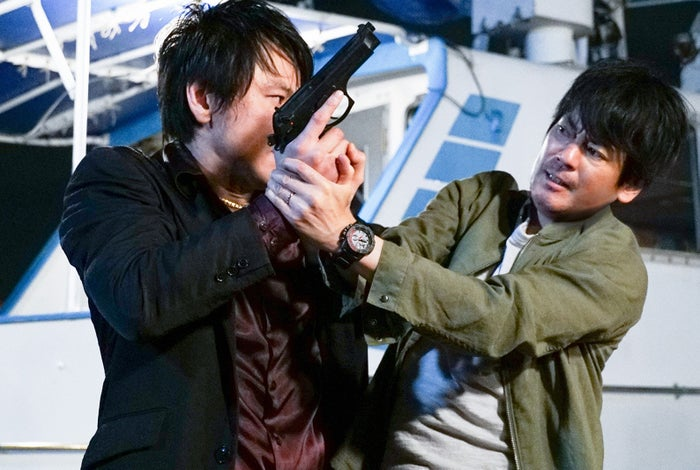 「ボイス 110緊急指令室」第1話より(C)日本テレビ