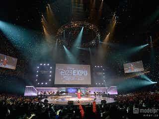 究極のディズニーファンイベント「D23 Expo Japan 2015」1日だけのスペシャルショー、松たか子ら豪華ゲストも<写真特集/取材レポ>