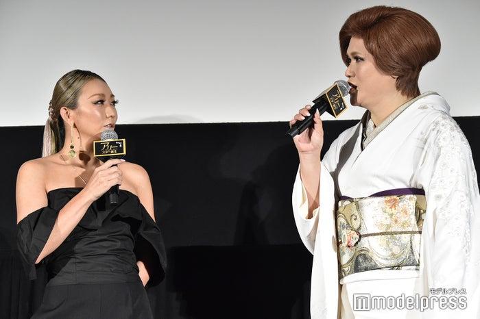 倖田來未、IKKO (C)モデルプレス