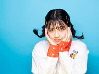 日向坂46渡邉美穂、コミカルでキュートな表情「B.L.T.」ソロ初表紙