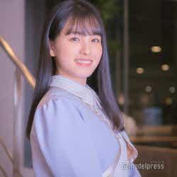モデルプレスのインタビューに応じた大園桃子(C)モデルプレス