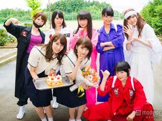 乃木坂46メンバー、バースデー祝福に歓喜「すごく嬉しい」