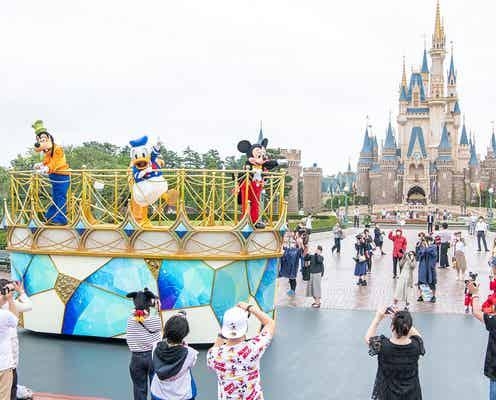 東京ディズニーランド&シー、安全確保最優先に運営再開「心から嬉しく思っております」