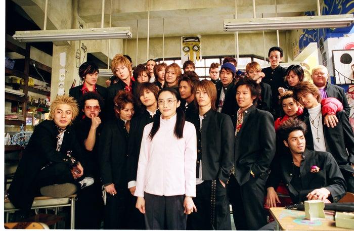 仲間由紀恵、亀梨和也ら出演「ごくせん」第2シリーズ(C)日本テレビ