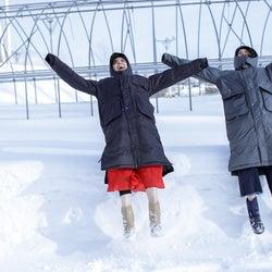 三吉彩花&松井愛莉が直撃 日本横断旅で人生探る