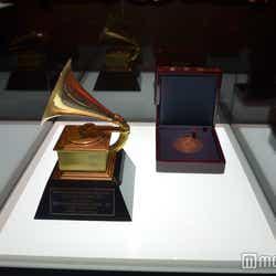 グラミー賞のグラモフォン(C)モデルプレス