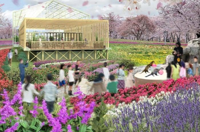 エンタメ植物園イメージ/画像提供:よみうりランド
