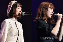 吉本坂46オーディションに合格した三秋里歩、高野祐衣 (C)モデルプレス