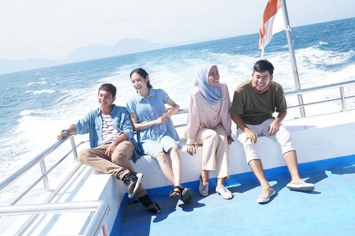 「海を駆ける」場面カット(C)2018「海を駆ける」製作委員会