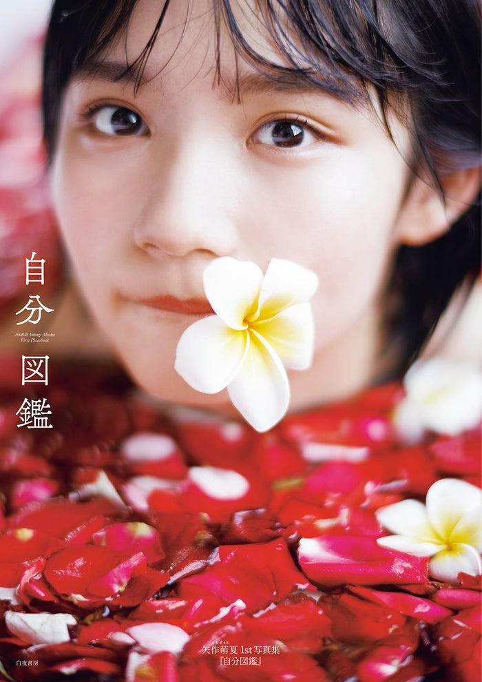 矢作萌夏写真集「自分図鑑」通常版/撮影:熊谷貫