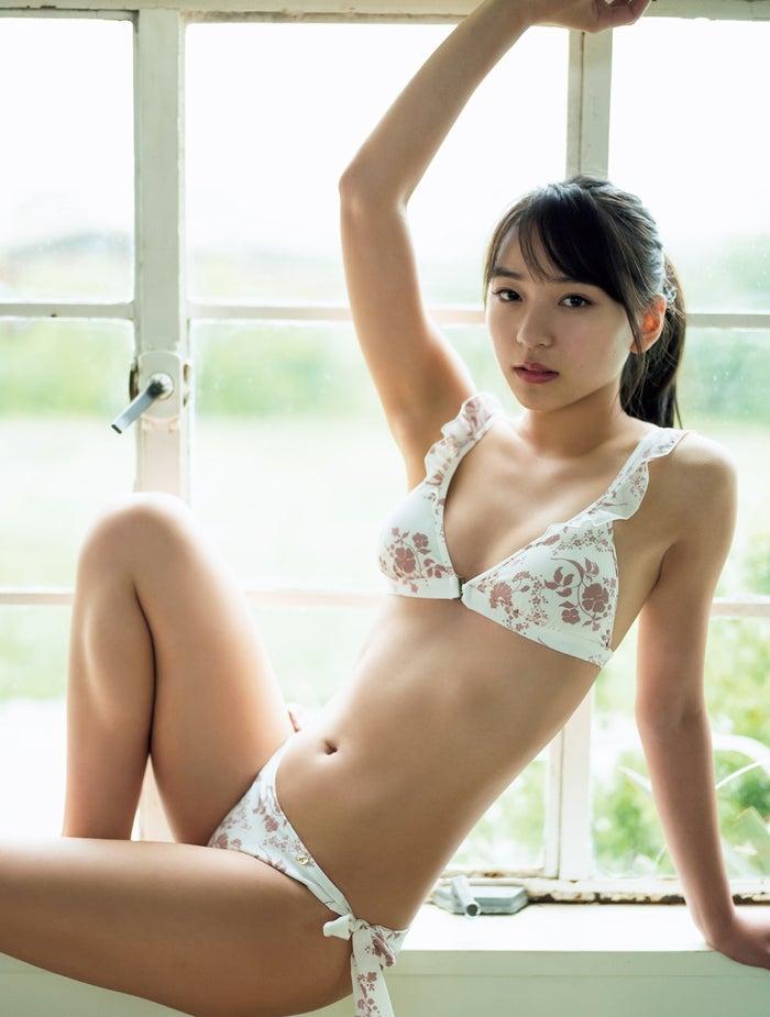 塩川莉世(C)藤本和典/週刊プレイボーイ
