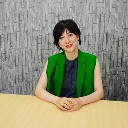 滝川クリステル、出産後テレビ初出演「教えてもらう前と後」メインMC復帰