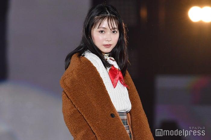 「GirlsAward 2018 AUTUMN/WINTER」に参加した久間田琳加 (C)モデルプレス