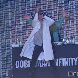 DOBERMAN INFINITY(C)モデルプレス: