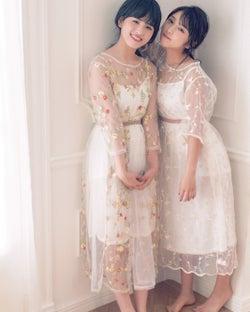 乃木坂46大園桃子&与田祐希、寄り添う2ショットが可愛い 「N46MODE」見どころは?