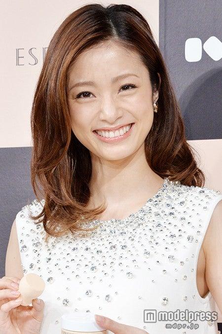 第1子を妊娠したことを発表した上戸彩【モデルプレス】