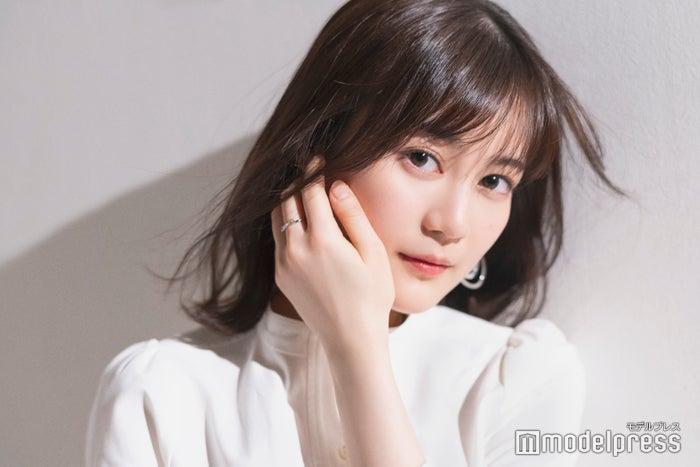 モデルプレスのインタビューに応じた、乃木坂46・生田絵梨花(C)モデルプレス